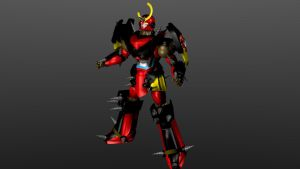 Gurren-Lagann 02 by g2mdluffy