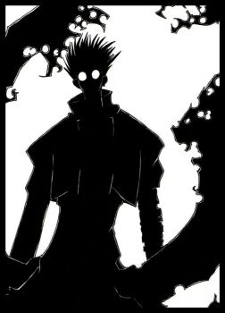 vash in the shadows and stuff by spansky