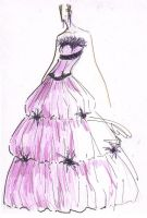 Ball Gown 03 by fasyonish