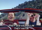 They Hatin by DirectionForLyfe