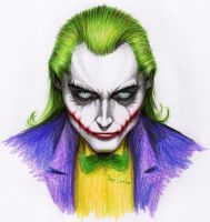 The Joker by Smeha