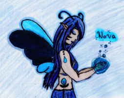 Water Fairy by Kalooeh