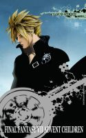 Cloud Strife by cacingkk