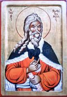 Prophet Elias by papirous