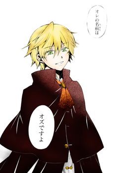 Pandora hearts-Retrace44 by minachii
