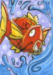 ACEO Magikarp by dances-with-hipsters