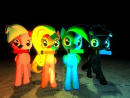 Goin to the rave by Kev-Dee