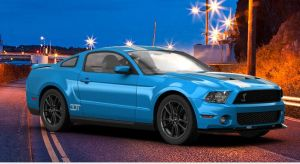 2011 Ford Shelby GT500 by bhw2279