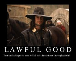 Lawful Good by camilopezo