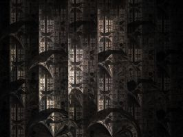 Strange Architecture by parrotdolphin