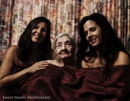 3 Generations of models by Niecy57