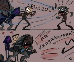 Mass Effect 2, p.1 by Ayej