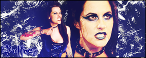 Daffney 'Zombie Hot' Banner by KamenRiderReaper