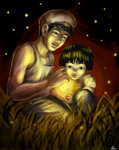 Grave of the Fireflies by AkaiSoul