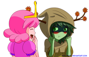 A Little Laugh by Mgx0