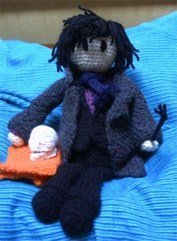 Sherlock Doll by Asnanne