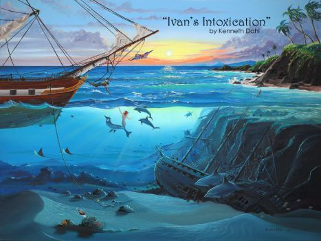 Ivan's Intoxication by kennethdahlart