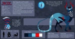 Nox - CCCat Reference Sheet by Kei-Ivory