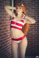 Asuka Swim Suit by Soff21