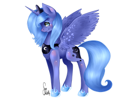 Princess Luna by Saoiirse