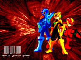 Megaman Battle Network by KharmaKing