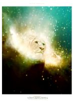 Lion.galaxy by Matkraken