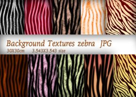 Zebra Textures  by roula33