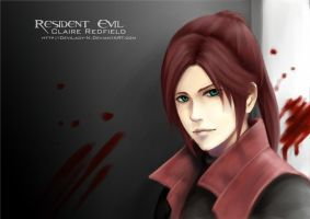 Claire Redfield by N-Maulina
