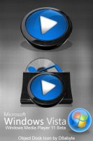 Windows Media Player 11 Beta by d8abyte