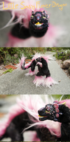 Sassy Flower Dragon: Full body shots by Coalbones
