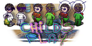 Global Game Jam 2015 - Child's Play game, The Boy. by MADrussky