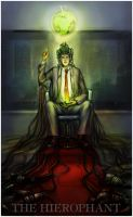 A hierophant by dothaithanh