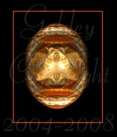 Faberge Egg by Goldey--Too
