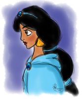 Princess Jasmine by Tella-in-SA