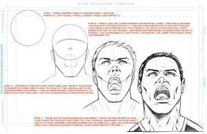 Drawing a Head in an Upshot - Tutorial by robertmarzullo