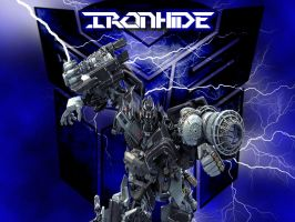 Ironhide by swtshy2004