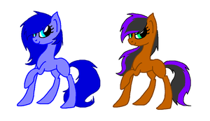 More pony adopts 2 OPEN by Rainbow-ninja-adopts