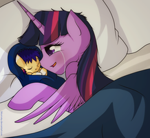 Welcome my little one... by hikariviny