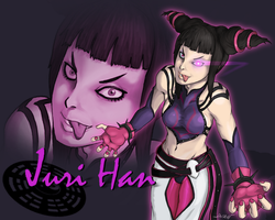 Juri Han Wallpaper by Daeron-Red-Fire