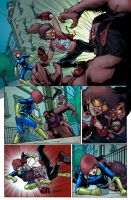 Cap America Nomad Page 2 by NickSchley