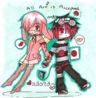 N_accepted and adored by CrazyMadHatterXP