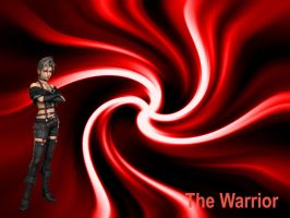 The Warrior by Kindred-Spirit
