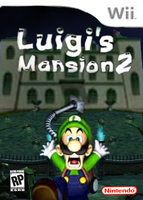 Luigi's Mansion 2 cover by HoshiKan