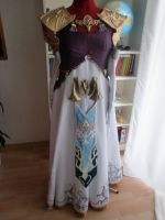 Zelda Twilight Princess Commission by CheshireCat1