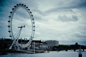 London Eye by kissbomb