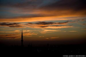 istanbul skylights by sinlendt