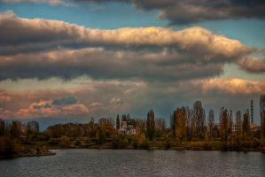 Church on The Hill III by ValdesBG