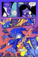 Sister Claire, page 55 by Yamino