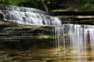 Clifty Falls by Steadholder