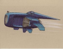 SF-400 U Corsair by Jepray